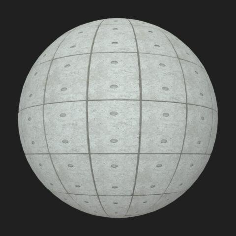 Concrete blocks texture