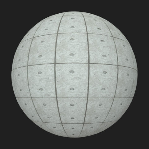 technical concrete pbr material free
