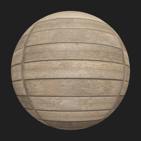 Wooden board pbr free texture material