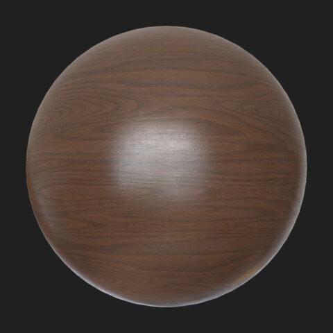 Dark wood material pbr free texture