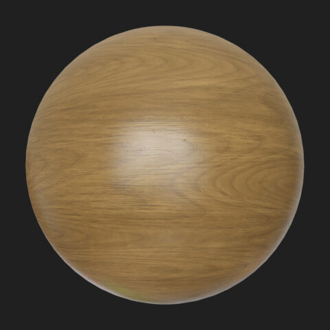 Solid nut wood pbr material free texture set