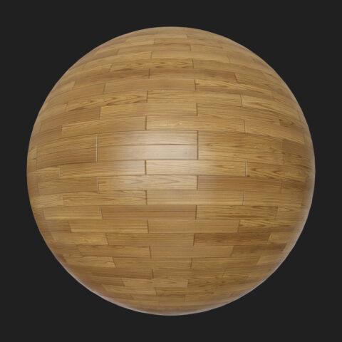 wooden floor free pbr material texture