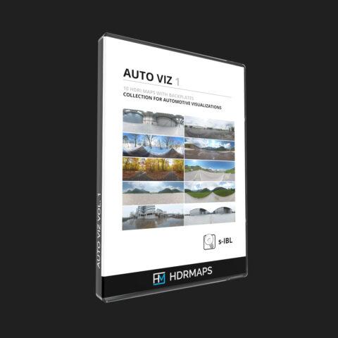hdri and backplates automotive 1 bundles