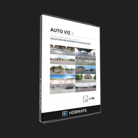 autoviz vol 2 hdri and backplates