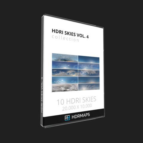 hdri sky domes bundle vol 4