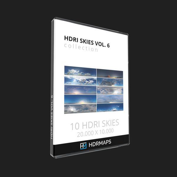 hdri sky domes vol 6