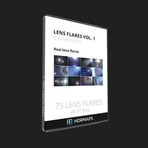lens flares overlays bundle