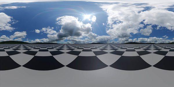 hdri sky dome timelapse daylight 10K