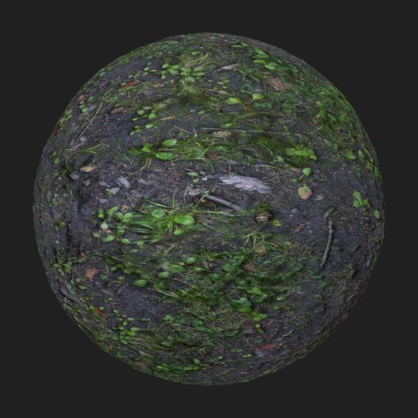 ground PBR texture
