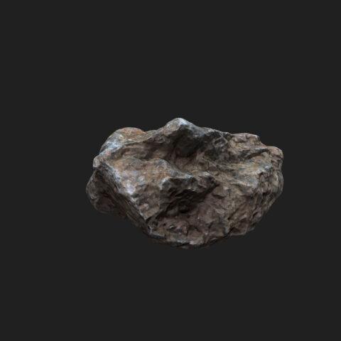 stone 004 photogrammetry 3d model
