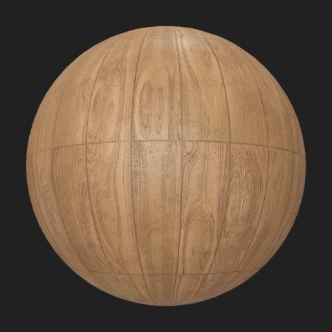 free pbr wood texture planks