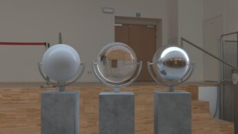 corona render library hdri map