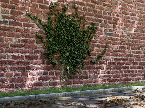 Ivy Texturizer Blender add-on