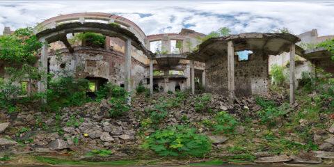 old factory free hdri map