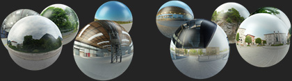 10 various hdri packages
